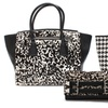 Michael Kors Women's Leather Tote, Satchel, or Clutch