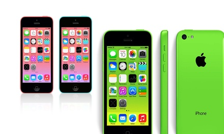 Apple iPhone 5c 8GB (GSM Unlocked) (Refurbished)