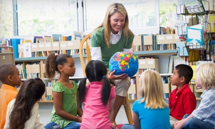 The Language Factory - Lexington Colony: Children's Language Classes at The Language Factory in Missouri City. Choose from Three Options.