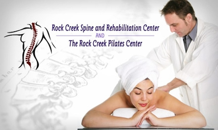 Rock Creek Spine and Rehabilitation Center - Midcities: $49 for a Complete Chiropractic Package and 30-Minute Massage at Rock Creek Spine and Rehabilitation Center ($318 Value)