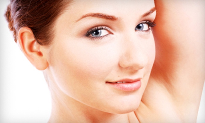 Laserlite Esthetics - Willowbrook: Laser Hair Removal or Photofacial Treatments at Laserlite Esthetics in Langley. Four Options Available.