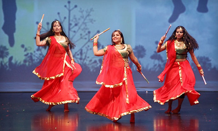 Stepz - Multiple Locations: Ten-Class Bollywood Dance Course at Stepz. Multiple Options Available.