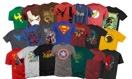 Men's Superhero T-Shirts Mystery Deal 22112ccc-a037-11e6-a641-00259069d7cc