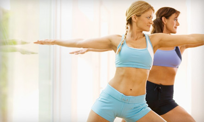 floo-id Yoga - North Phoenix: 10 or 15 Classes at floo-id Yoga (Up to 88% Off)