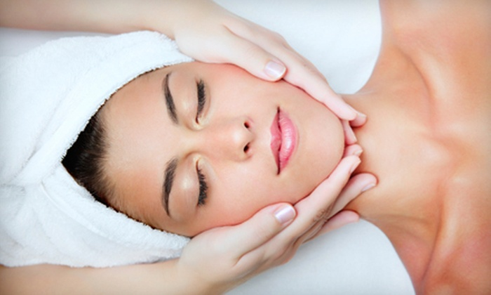 Spascape - Rivermoor: One or Three 60-Minute Facials and Hand-Restoration Treatments at Spascape in Scituate (Up to 58% Off)