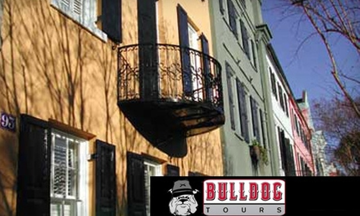 Bulldog Tours - Multiple Locations: $16 for Admission for Two to a Haunted Walking Tour from Bulldog Tours