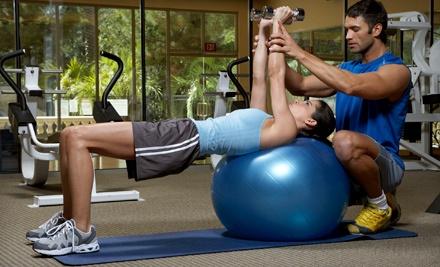 Fitness Artist: 3 Fitness-Training Sessions - Fitness Artist in Halfmoon