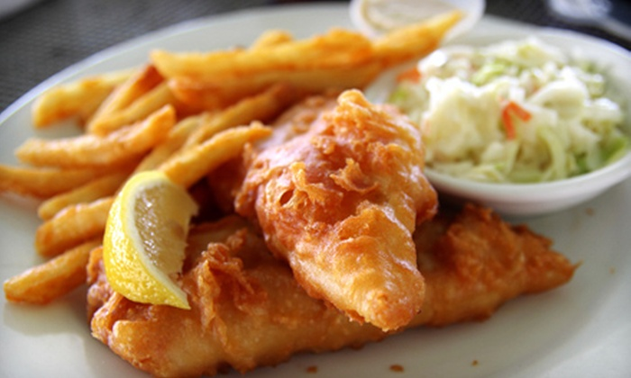 Flood's Bar & Grille - Downtown: $10 for $20 Worth of Soul Fare at Flood's Bar & Grille