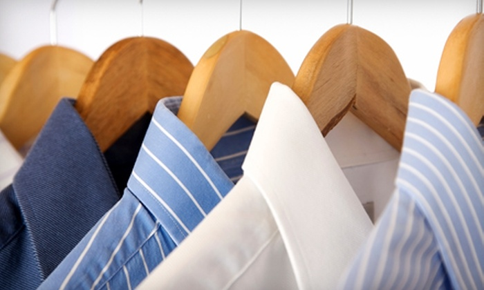 Martinizing Dry Cleaning - Alameda: $13 for $30 Worth of Dry Cleaning at Martinizing Dry Cleaning in Alameda