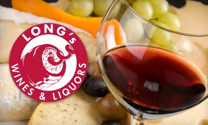 Long's Wines & Liquors - Bay Ridge & Fort Hamilton: $25 for a Two-Hour Greek Wine Class and One Bottle of Wine at Long's Wines & Liquors (Up to $55 Value)