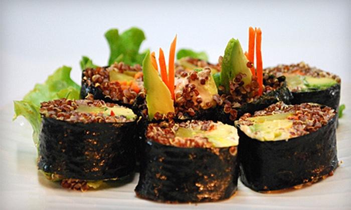 Vegetarian House - Downtown San Jose: $10 for $20 Worth of Fine Vegan Cuisine at Vegetarian House