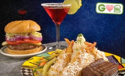 $20 Groupon to Hot Rod Cafe - Hot Rod Cafe in Post Falls