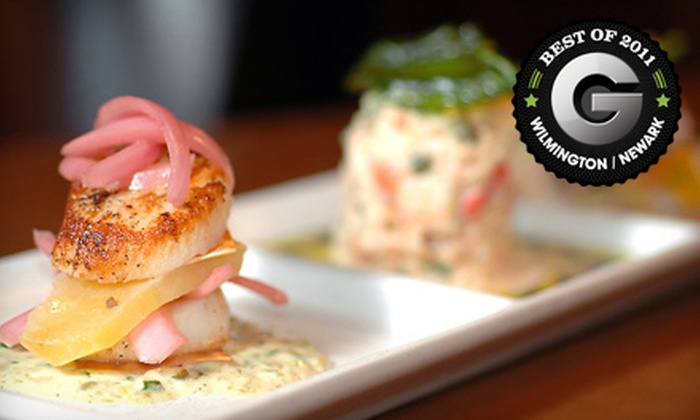 Moro Restaurant - Wilmington: $30 for $60 Worth of Contemporary Fare and Drinks at Moro Restaurant