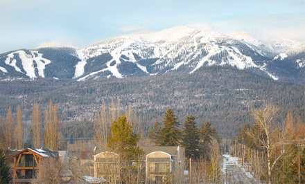 Two-Night Stay for Two - Gaynor Ranch and Resort in Whitefish