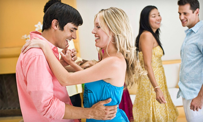 Chattanooga DanceSport - Chattanooga: $30 for Ballroom Dance Package for Up to Two People at Chattanooga DanceSport ($190 Value)