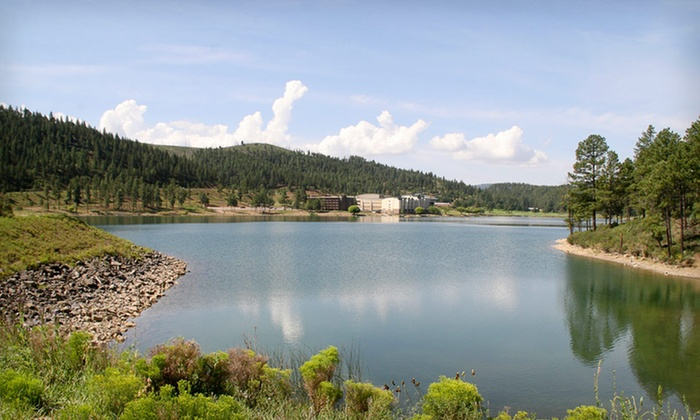 Inn of the Mountain Gods Getaways - Mescalero: $119 for a One-Night Stay for Two in a Suite at Inn of the Mountain Gods in New Mexico (Up to $239 Value)