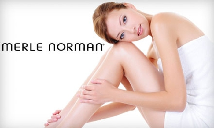 Merle Norman Cosmetic Studio and Day Spa Brentwood - Brentwood: $35 for $70 Worth of Waxing Services at Merle Norman Cosmetic Studio and Day Spa Brentwood