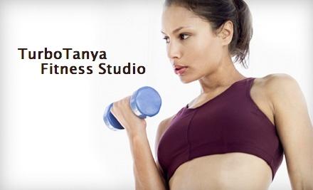 TurboTanya Fitness Studio - TurboTanya Fitness Studio in Barrie