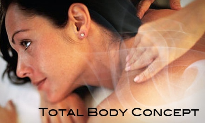 Total Body Concept - Towson: $50 for Total Body Detox Wrap at Total Body Concept