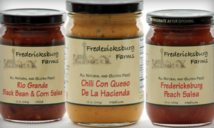 Fredericksburg Farms: $15 for $30 Worth of Gourmet Mixes and Condiments from Fredericksburg Farms