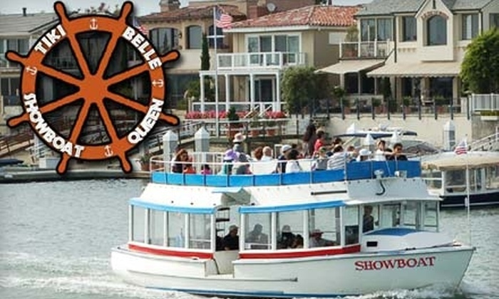 The Fun Zone Boat Company - Newport Beach: Tickets to One of Two Fun Zone Boat Tours in Newport Beach Harbor. Adult and Child Tickets Available.