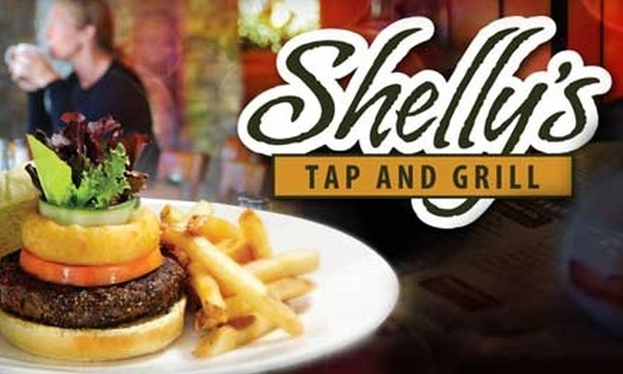 Shelly's Tap and Grill - London, ON: $10 for $20 Worth of Breakfast, Lunch, and Dinner at Shelly's Tap and Grill
