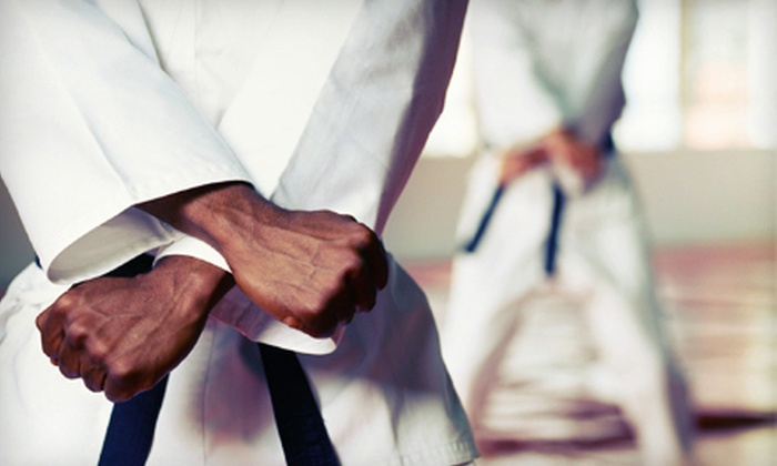 Victory Martial Arts - Multiple Locations: 10 Family or Kids' Martial Arts Classes or 10 Krav Maga or Self-Defense Classes at Victory Martial Arts (Up to 76% Off)