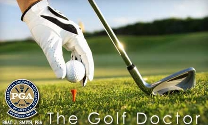 The Golf Doctor - Springboro: $30 for a Private 30-Minute Golf Lesson with The Golf Doctor ($60 Value)
