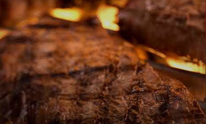 Steak-Out - Montgomery: $12 for $25 Worth of Steaks and More at Steak-Out