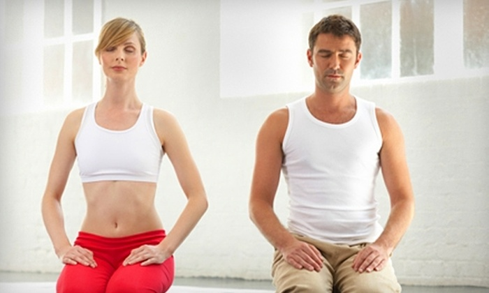 Bikram Yoga Hudson - Hudson: $49 for One Month of Unlimited Hot Yoga at Bikram Yoga Hudson (Up to $140 Value)