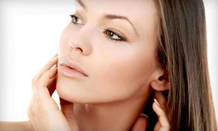 About Face  - Spokane Valley: $59 for a Facial Package with Microdermabrasion, LED Therapy & Under-Eye Treatment at About Face ($200 Value)