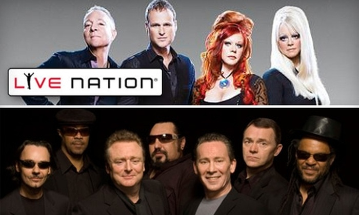 Live Nation - Near North Side: $28 for One Ticket to the B-52s on October 7 ($65.87 Value) or $28 for One Ticket to UB40 on October 8 ($55.56 Value) at the House of Blues