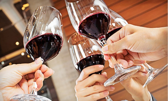 The Vineyard - Varsity: $89 for a Home Winemaking Experience with Wine Kit and Lesson from The Vineyard ($178 Value)