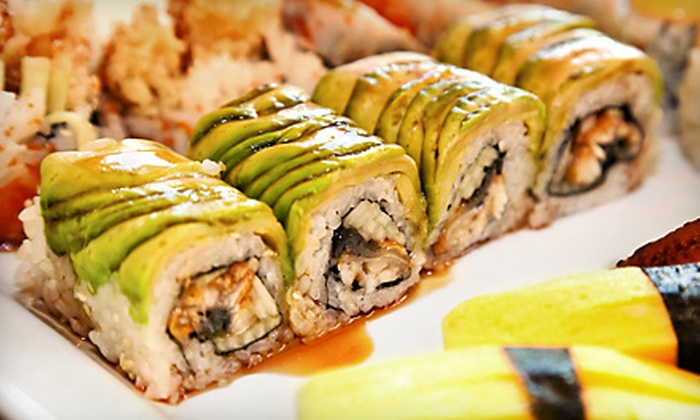 Sushi Eye In Motion - Downtown Chandler: $15 for $30 Worth of Japanese Cuisine and Sushi at Sushi Eye in Motion in Chandler