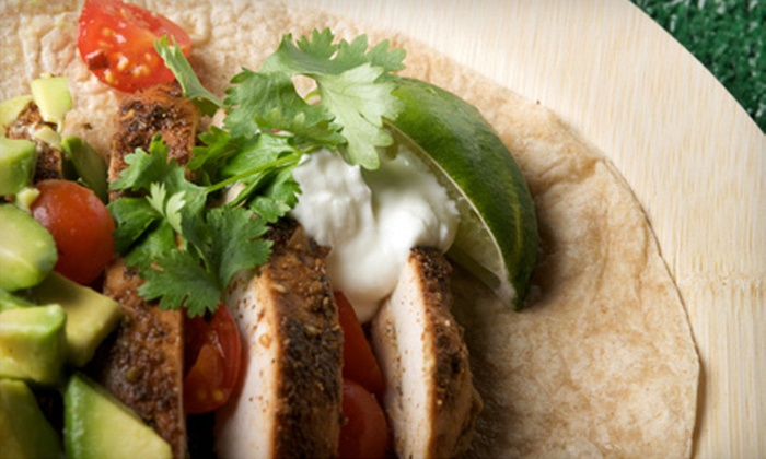 Noche - Philadelphia: Traditional Mexican Cuisine at Noche (Up to 52% Off). Two Options Available.