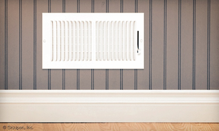 The Dirt Doctor - Fort Worth: Air-Duct Cleaning from The Dirt Doctor (Up to 79% Off). Three Options Available.