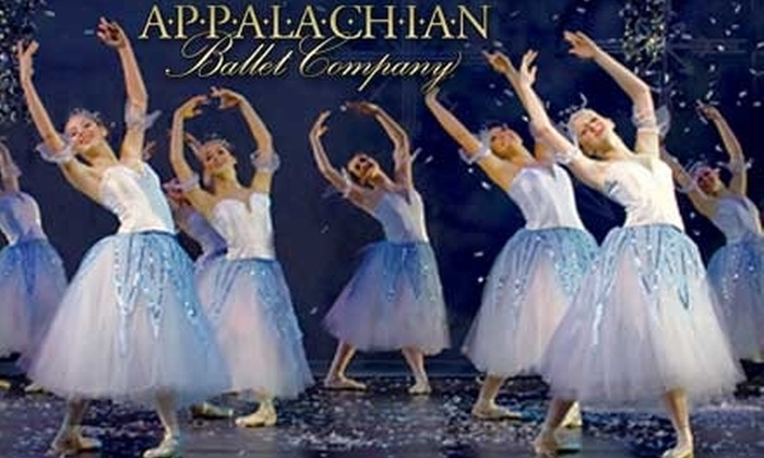 "Appalachian Ballet Company - Knoxville: $20 for an Orchestra-Level Seating Ticket to the Appalachian Ballet Company's Production of ""The Nutcracker"" ($41 Value)"
