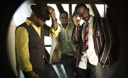 Boyz II Men presented by 100 Black Men of Charlotte on Fri., Nov. 4 at 8PM: Upper-Orchestra Section Rows O-V - Boyz II Men in Charlotte