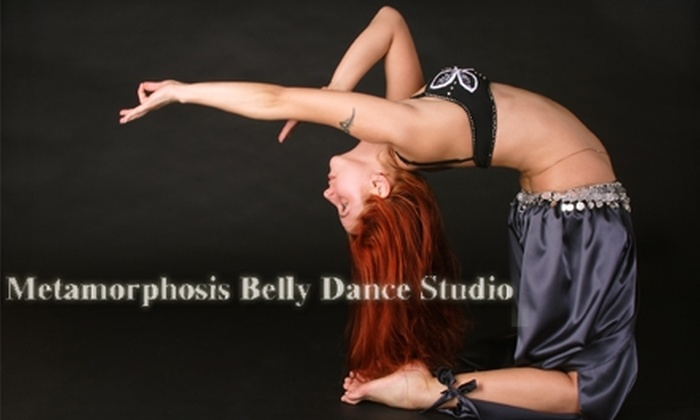 Metamorphosis Belly Dance - Multiple Locations: $30 for Four One-Hour Beginning Belly-Dance Classes from Metamorphosis Belly Dance ($65 Value)
