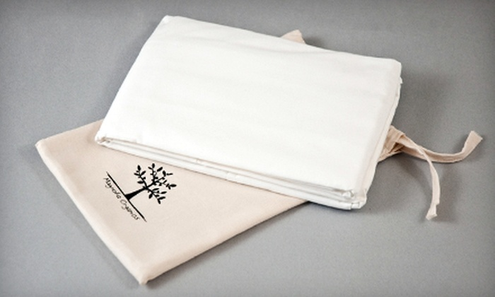 Magnolia Organics: $15 for $30 Worth of Linens and Shopping Bags from Magnolia Organics