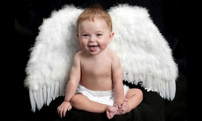 Picture People - Multiple Locations: $16 for Photo Shoot and Eight Color Portrait Sheets at Picture People ($144 Value)