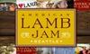 American Lamb Jam Seattle - Belltown: $22 for a Ticket to the American Lamb Jam Seattle ($45 Value)