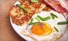 Bistro 1902 (Old) - Parkside: Brunch with Entrees and Mimosas for Two, Four, or Six or $10 for $20 Worth of Lunch at Bistro 1902 in Hollywood