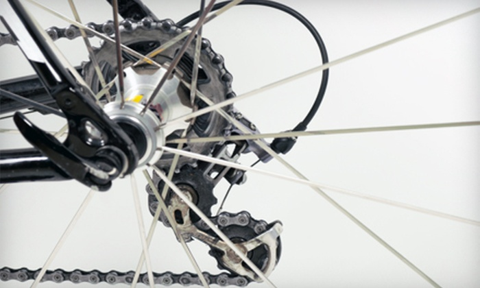 Capital Bicycle - Annapolis: Cycling Merchandise or a Bicycle Tune-Up at Capital Bicycle