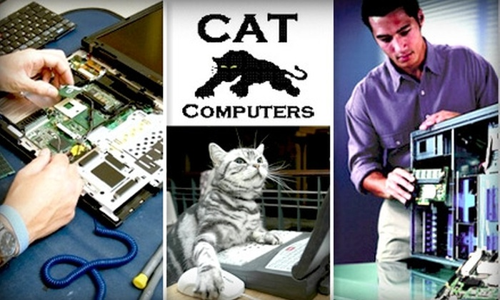 CAT Computers - Maplewood: $50 for One Hour of Computer Repair from CAT Computers