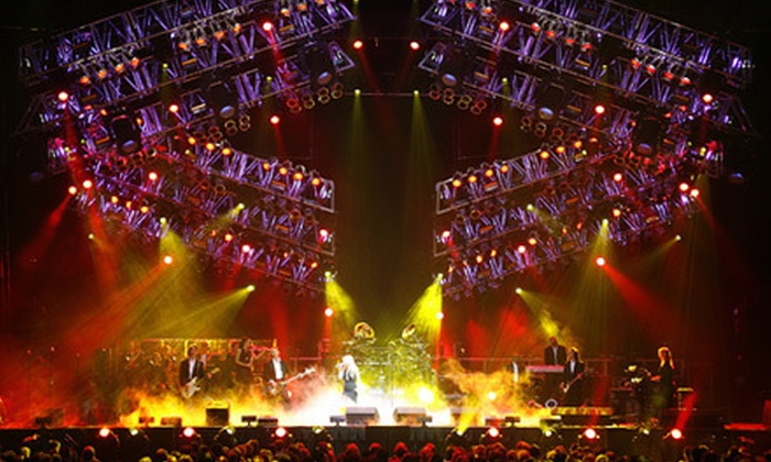 "Trans-Siberian Orchestra's ""Beethoven's Last Night"" - Abbotsford Centre: $35 for Trans-Siberian Orchestra Concert at Abbotsford Entertainment & Sports Centre on April 7, at 8 p.m. (Up to $70.75 Value)"