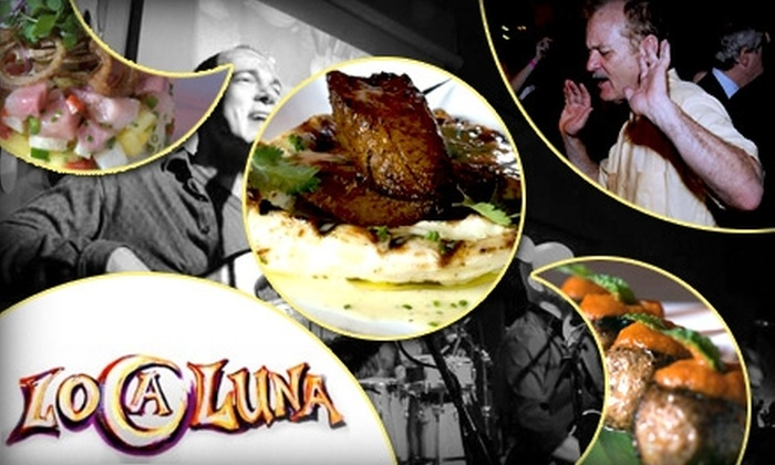 Loca Luna - Morningside - Lenox Park: $35 Worth of Tapas and Drinks at Loca Luna