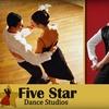 59% Off at Five Star Dance Studios