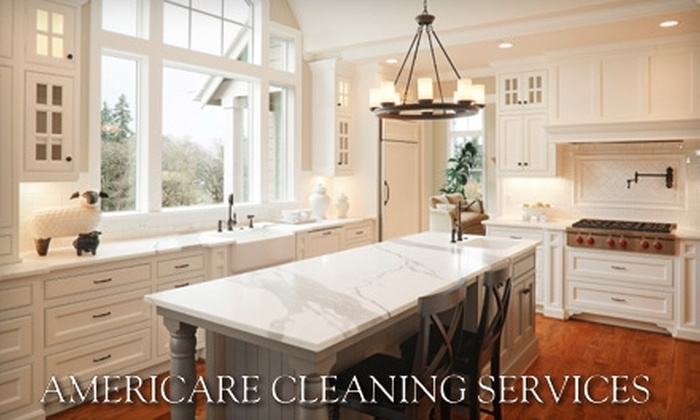 Americare Cleaning Services - Pacific Beach: $39 for a Three-Hour House Cleaning Including Tax from Americare Cleaning Services ($98.85 Value)
