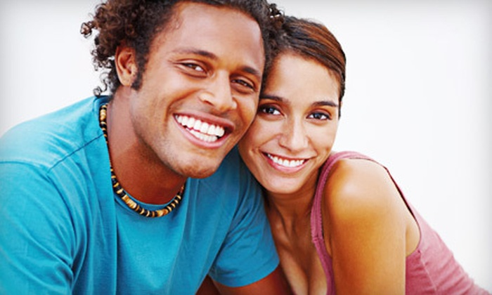Lake Eastbrook Family Dentistry - Ridgemoor: Dental Exam, X-rays, and Cleaning With or Without Whitening Package at Lake Eastbrook Family Dentistry (Up to 69% Off)